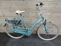 Batavus Mambo 7V D61, Vintageblauw