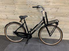 Gazelle DutyNL 3V D59, Zwart