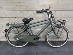 Cortina U4 Transport Mini Raw 3V J24, Mat Groen
