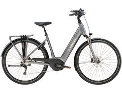 Trek TM4+ Lowstep, Incl. 500Wh, Anthracite
