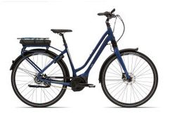 Giant Prime E+ 1, Incl. 300Wh, Midnight Blue