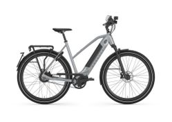 Gazelle Ultimate Speed C380, Incl. 500Wh, industry grey mat