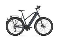 Gazelle Ultimate Speed T10, Incl. 500Wh, saturn blue mat