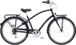 ELECTRA TOWNIE COMMUTE 8D EQ MENS M BK