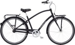 ELECTRA TOWNIE COMMUTE 7I EQ MENS M BK