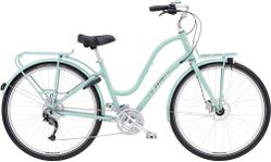 Electra Townie Commute 27D EQ Ladies M MINERAL BLUE