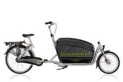 Gazelle Cabby U49 Platinum Grey/Black T7