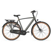 Gazelle Orange C7+ LTD H57 Desert titanium grey T7 (mat)