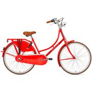 Gazelle Classic Girls D40 Ferari red R3T