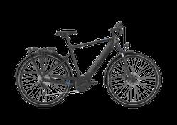 Gazelle Medeo T10 HMB H50 Black S10 (mat)
