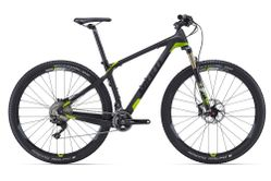 Giant Xtc Advanced 29er 1 M Comp/green(matt/gloss)