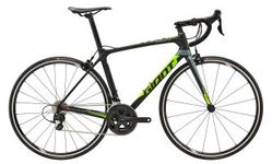 Giant TCR Advanced 2 XS Neon Red