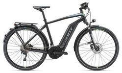 Giant Explore E+ 1 S5 GTS 25km/h S Black/Green