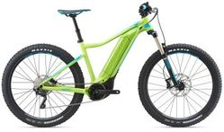 Giant Dirt-E+ 2 Pro 25km/h XL Green/Blue