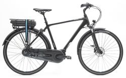 Giant Entour E+0 Disc GTS 25km/h M Satin Black