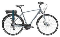 Giant Entour E+2 Disc GTS 25km/h-GB M Steel Grey