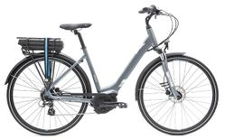 Giant Entour E+2 Disc LDS 25km/h L Steel Grey