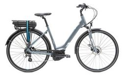 Giant Entour E+2 Disc LDS 25km/h-GB L Steel Grey