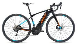 Giant Road-E+ 2 Pro 25km/h XS Black/Orange