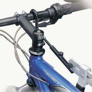Topeak stuurhouderDT fietspres paal