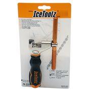 Icetoolz achterwielpons met handv 10sp