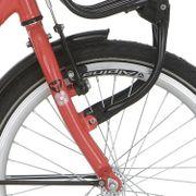 Alpina voorvork 20 Clubb PMS 185c rood