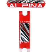 Alpina pad 20 Comet rood