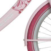 Alpinachterspatbord set 20 Clubb l roze