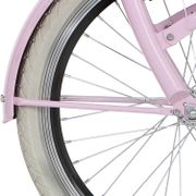 Alpina voorspatbord stang 22 CG lavend pink