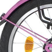 Alpina achterspatbord stang 18 GP persia rose