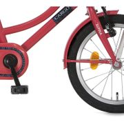 Alpinachterspatbord set 16 Cargo strawberry red