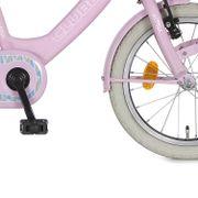 Alpinachterspatbord set 18 Clubb lavender pink