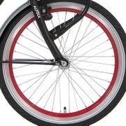 Alpina 20 Clubb red-silver