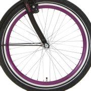 Alpina 22 purple-silver