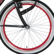 Alpina 22 Clubb red-silver