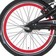 Alpina voorwiel20 red-black
