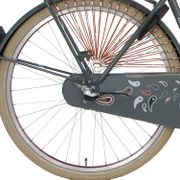 Alpina voorwiel26 N3 Tingle copper