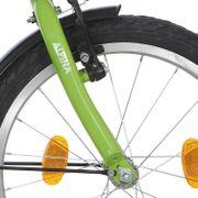 Alpina voorvork 18 GP lime green