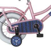 Alpina achterwielscherm 12 Cargo matt pink