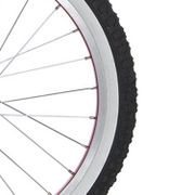 Alp velg 20 Comet red