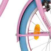 Alpinachterspatbord set 16 Clubb sweet pink