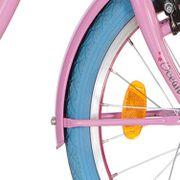 Alpinachterspatbord set 18 Clubb sweet pink