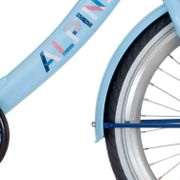 Alpinachterspatbord set 22 Clubb ice blue