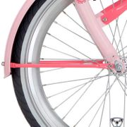Alpinachterspatbord stang set 22 Clubb coral pink