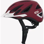 Abus helm Urban-l 2.0 marsala red L 56-61