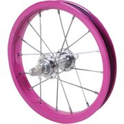 Alpinvoorwielloopfiets roze