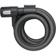 Spiraalkabelslot Newton 180/15 met houder - zwart