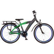 Alpina Yabber J24 Ind.Black-Bright Green R3