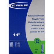 Schwalbe binnenband 14x2.00 av (AV2A)