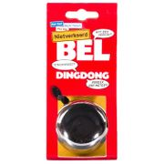 NV bel Ding Dong 60mm chroom